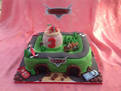 Childrens Novelty Birthday Cake