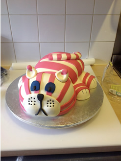 Bagpuss Novelty Cake