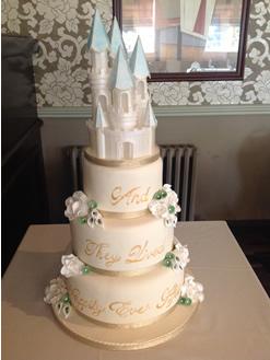 Wedding Cakes Prices Nottingham